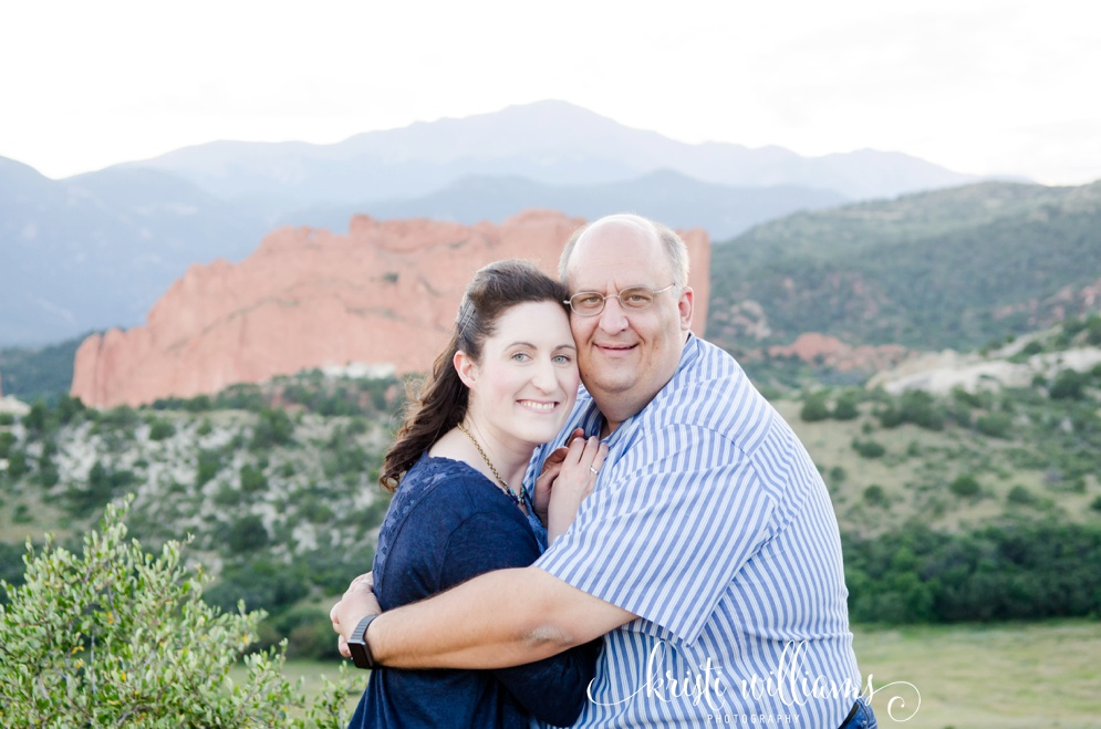 couples anniversary photo session colorado springs