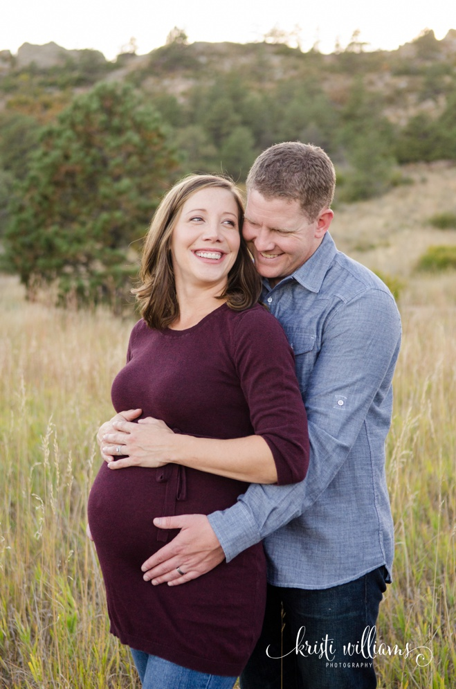 family maternity photos colorado springs kristi williams photography