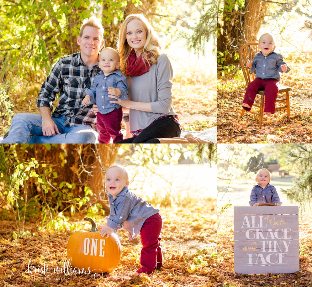 1st birthday cake smash fall colorado springs kristi williams photography