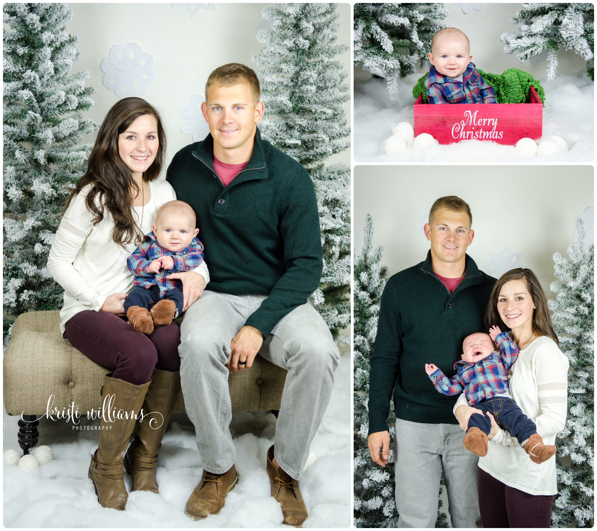 christmas family photography colorado springs co kristi williams photography
