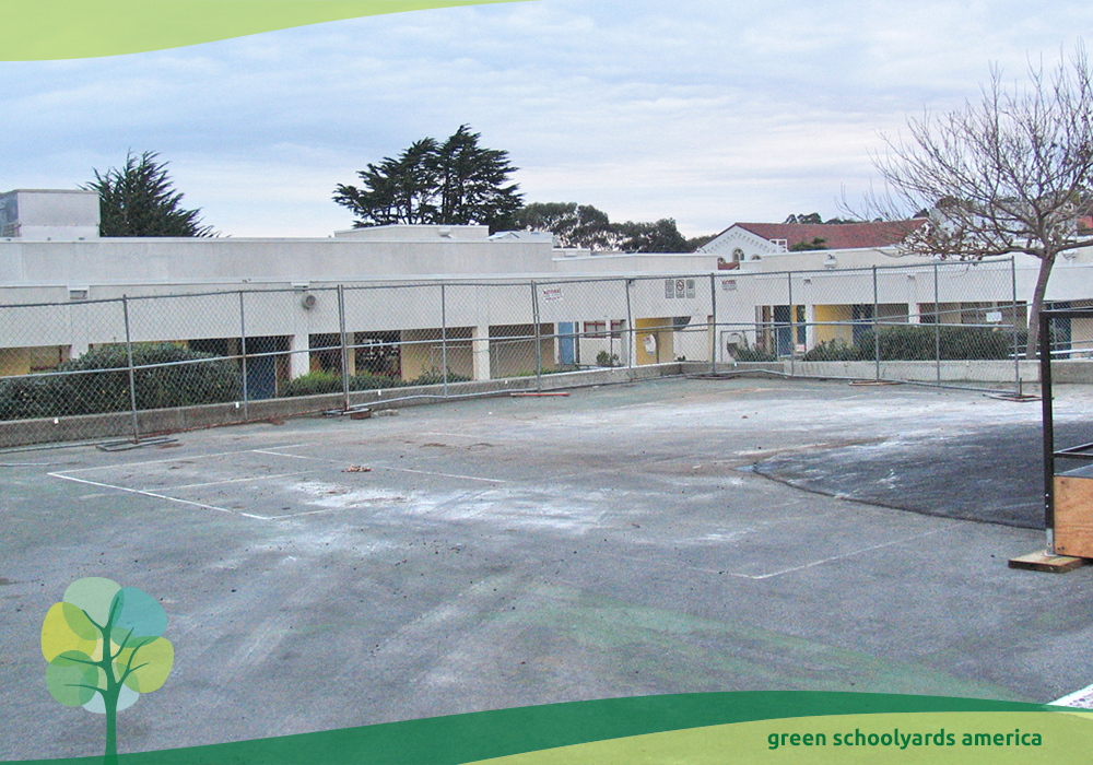 Commodore Sloat Elementary / Before renovation