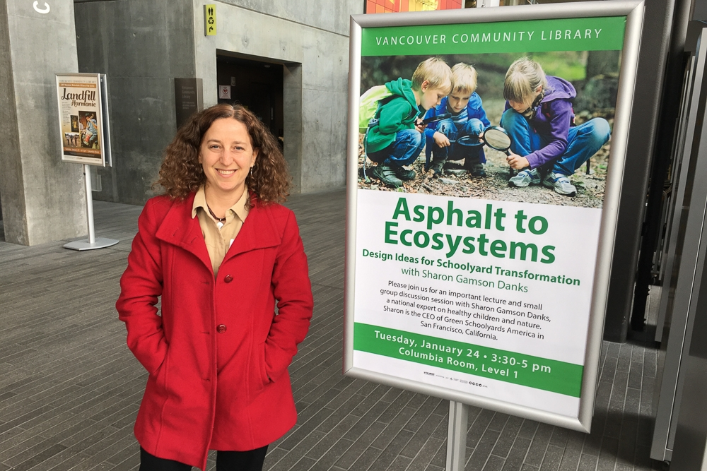 Greening Schoolyards in the Portland, Oregon Region: Asphalt to Ecosystems