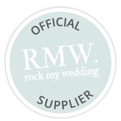Supplier badge for Rock My Wedding