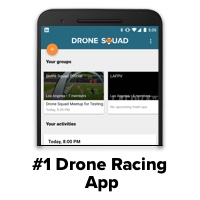 Number One Drone Racing App