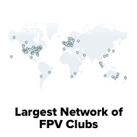 Largest Network of FPV Clubs in the World