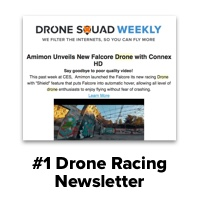 Number One Drone Racing Newsletter