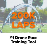 Number One Drone Race Training Tool
