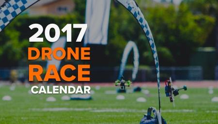 2017 Drone Squad Race Calendar