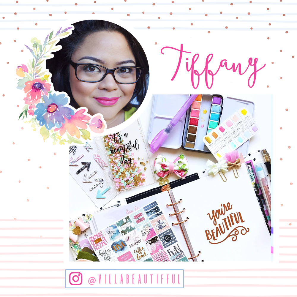 Welcome Tiffany!   www.instagram.com/villabeautifful/