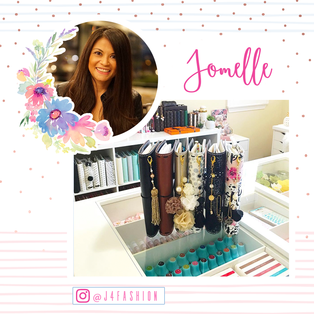 Welcome Jomelle!  www.instagram.com/j4fashion/