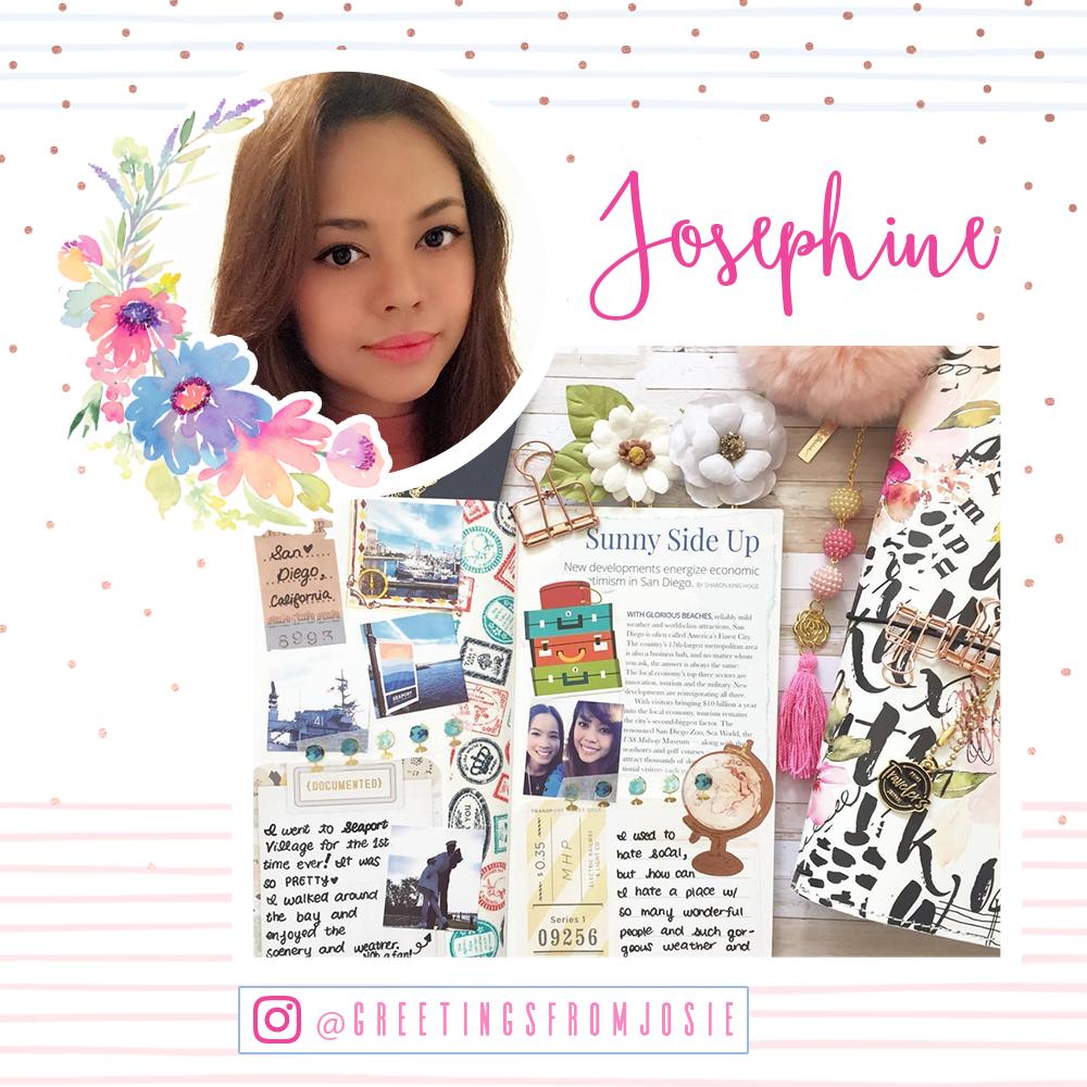 Welcome Josephine!  www.instagram.com/grettingsfromjosie/