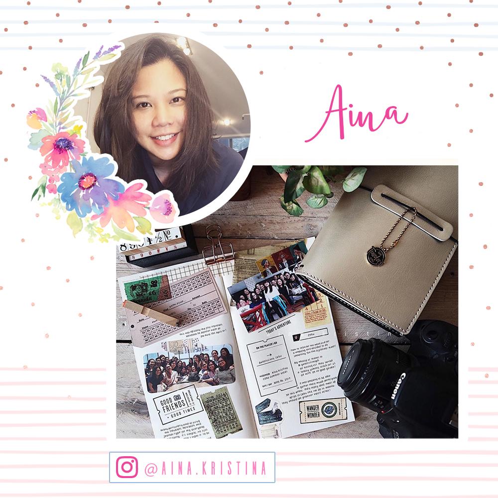 Welcome Aina!  www.instagram.com/aina.kristina/