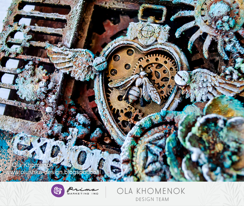 OlaKhomenok-Prima-mixed-media-Steampunk-canvas-7.jpg
