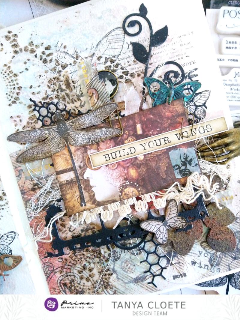 4Art Daily Creations Notebook Art Journal Page-1.jpg