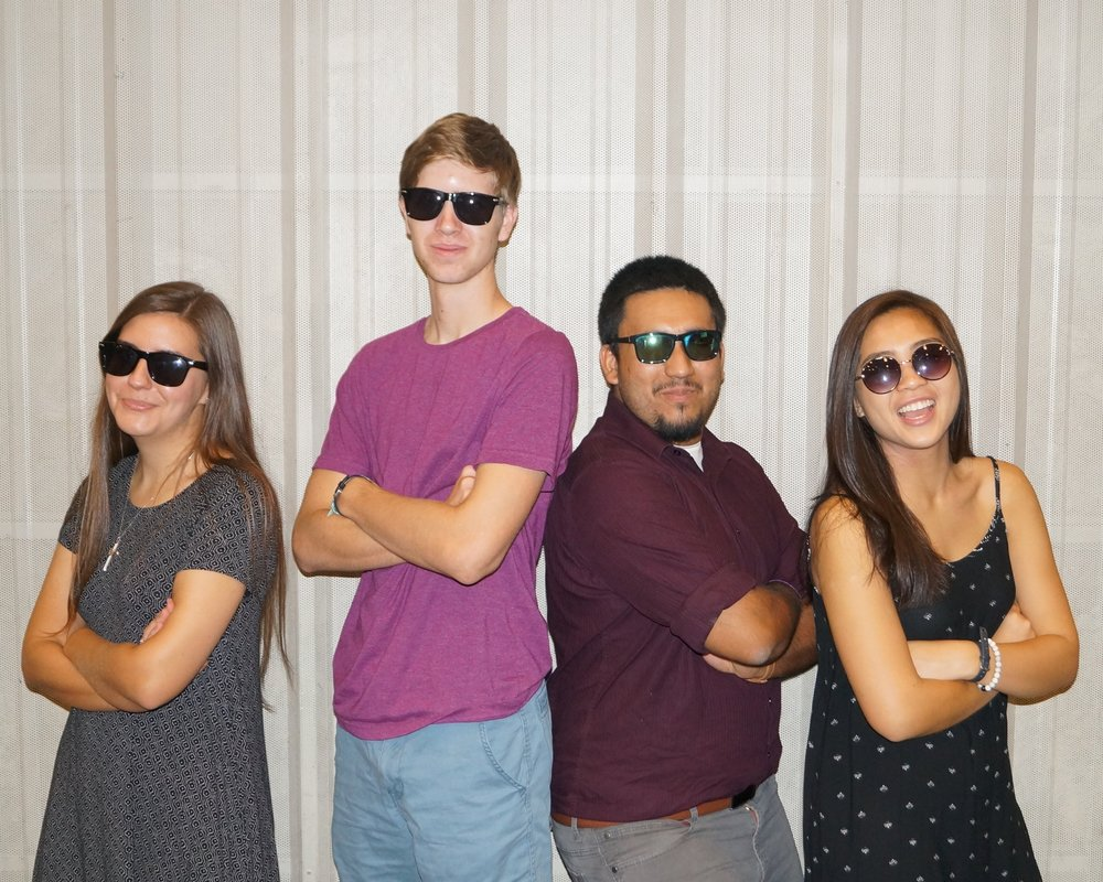 Freshley Team: Amanda, Josh, Richie & Jess
