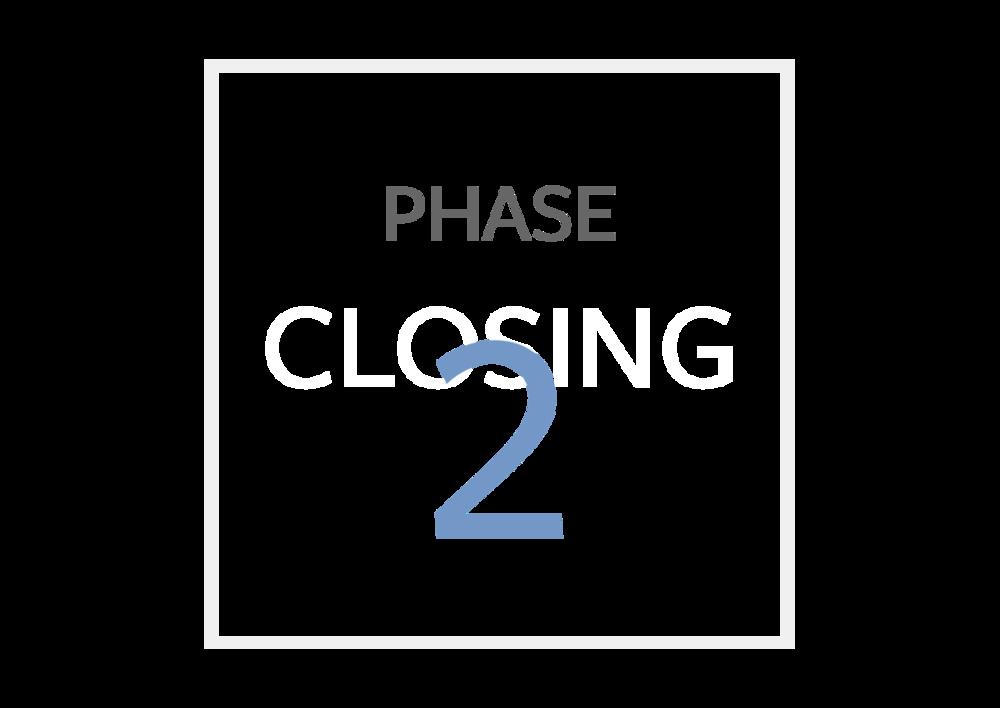 Transaction process phase 2 | Glenshore