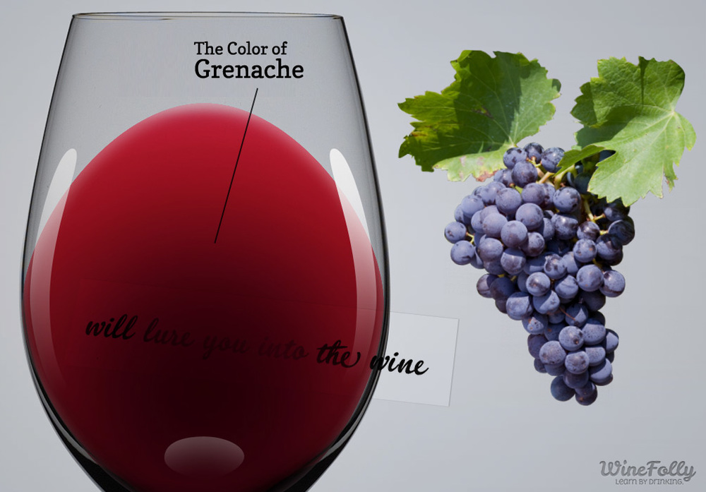 Grenache or Garnacha is one of the most widely planted red wine grape varieties in the world. It ripens late, so it needs hot, dry conditions such as those found in Spain