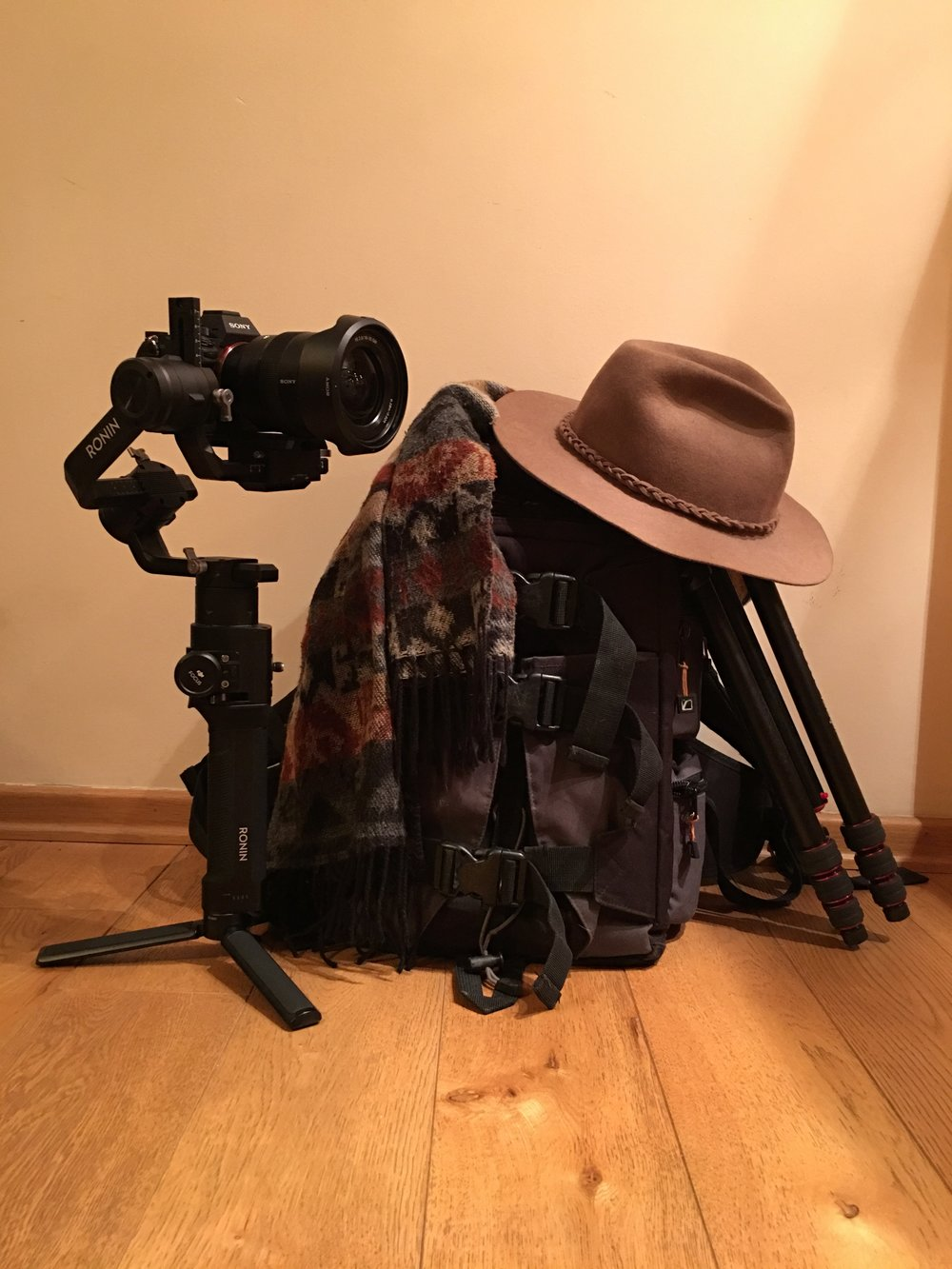 The Ultimate Travel Filmmaker's Kit
