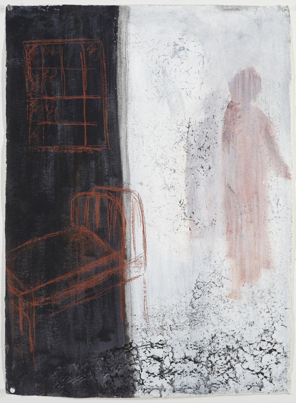 """Journey.   40"""" x 25"""", 2013."""