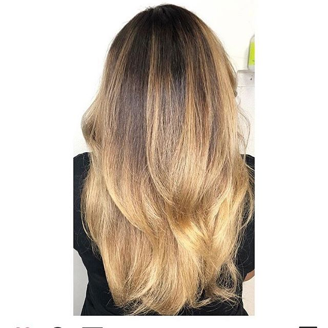 Blend on point @hairbycrystal87