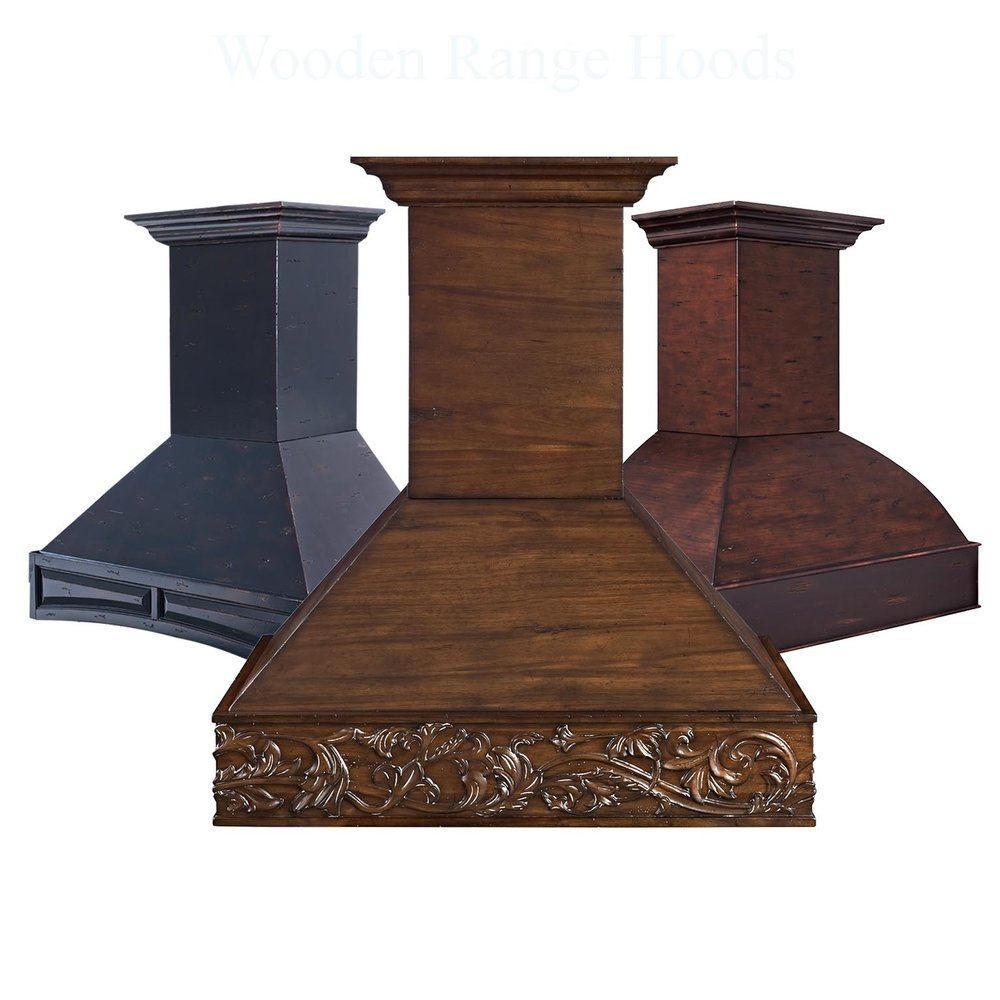 Designer Series Wood Hoods