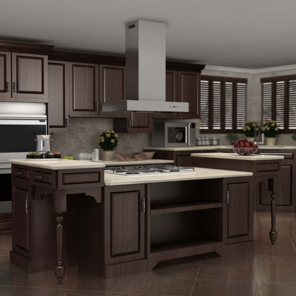 range in island kitchen stainless island kecomi zline kitchen 21415