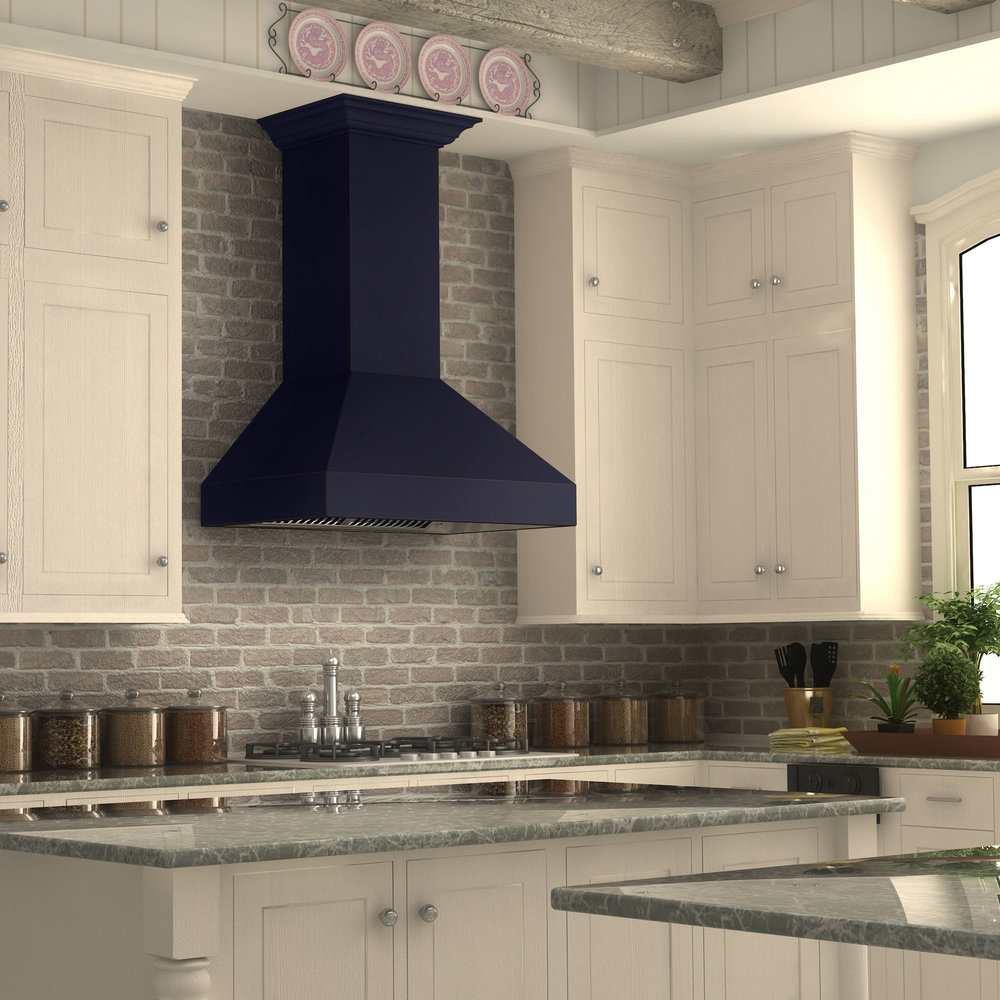 zline-copper-wall-mounted-range-hood-8597B-kitchen 1.jpg