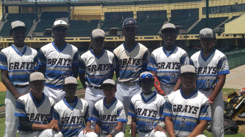 2015 - 2016 13U Elite City Grays