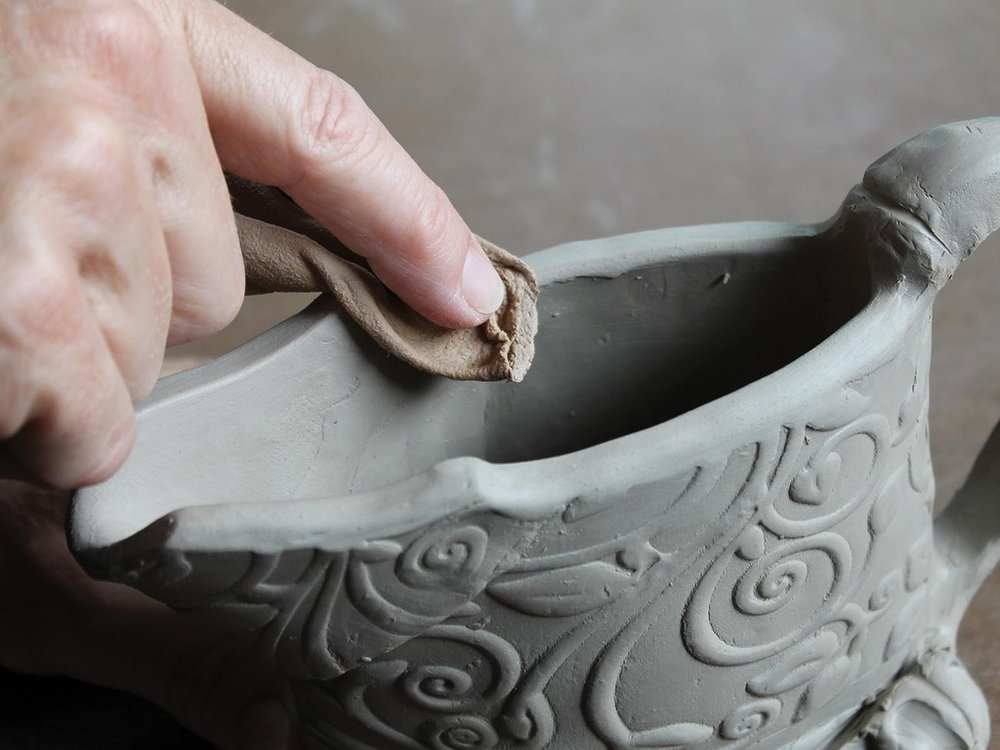 A Ceramic Clay Event - When:March 9th and 16th at 7:00pmWhere:Knowlton Presbyterian Church (3 Knowlton Rd)