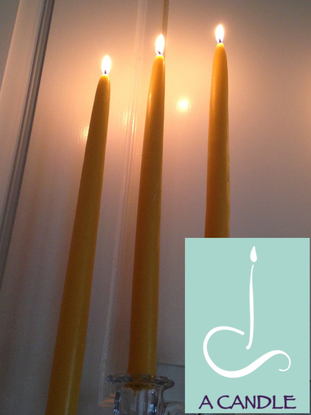 IsaCandle - IS A Candle, an artisanal candle-maker based in DC, produces hand-dipped 100% beeswax tapers, ornaments and fire-starters. Beeswax candles give off a beautiful bright glow and gentle honey fragrance, are naturally dripless, burn twice as long as conventional candles, and burn clean.www.isacandle.com
