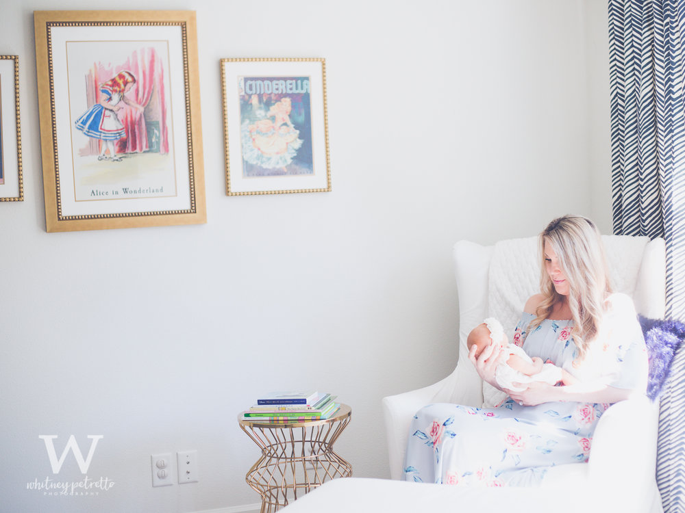 Makinson Family | Newborn Photographer | Family Photographer | Portland, OR | Whitney Petretto Photography