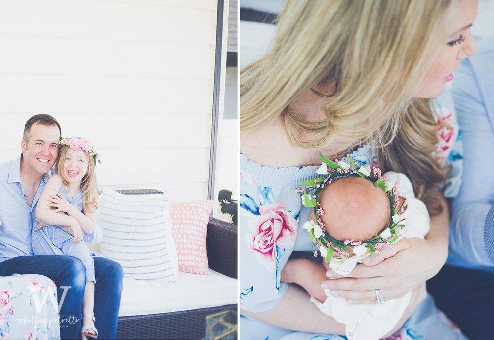 Makinson Family   Newborn Photographer   Family Photographer   Portland, OR   Whitney Petretto Photography