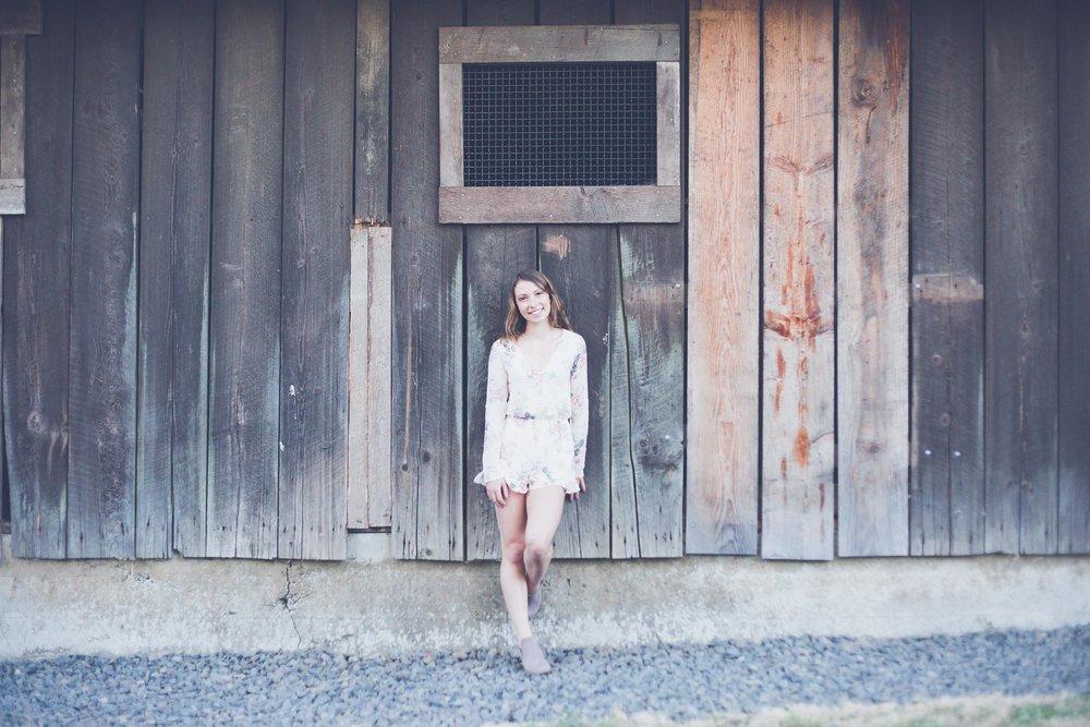 Whitney Petretto Photography   Senior Portraits   Portland OR