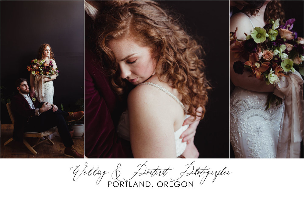 Wedding & Portrait Photographer, Portland, OR