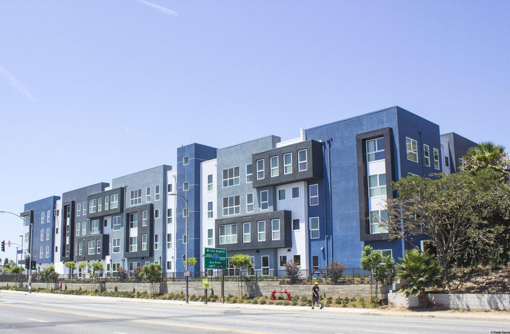 El Segundo Blvd Apartments Meta Housing, LA, CA