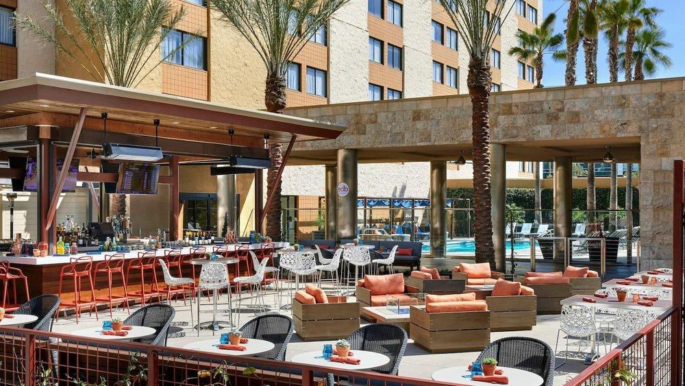 Burbank Marriott Hotel