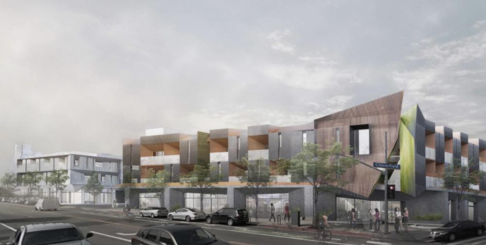Broadway-Cloverfield Apartments LA Terra, Santa Monica