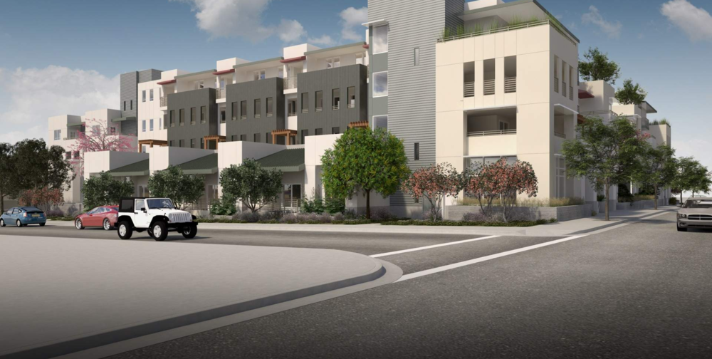 Whittier Apartments Meta, LA, CA