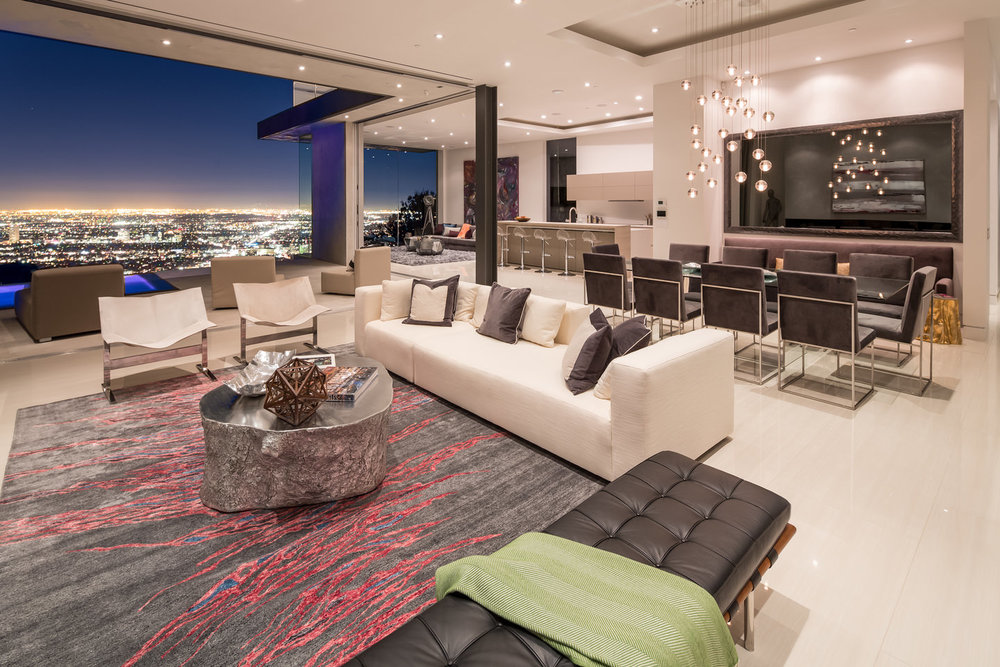 Sunset Residence, Hollywood, CA