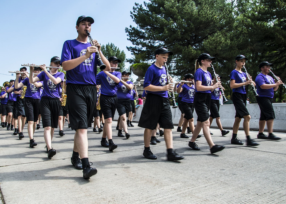 Tooele High School Marching Band