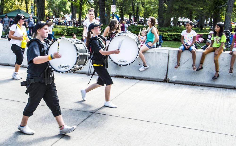 Kearns High School Marching Band