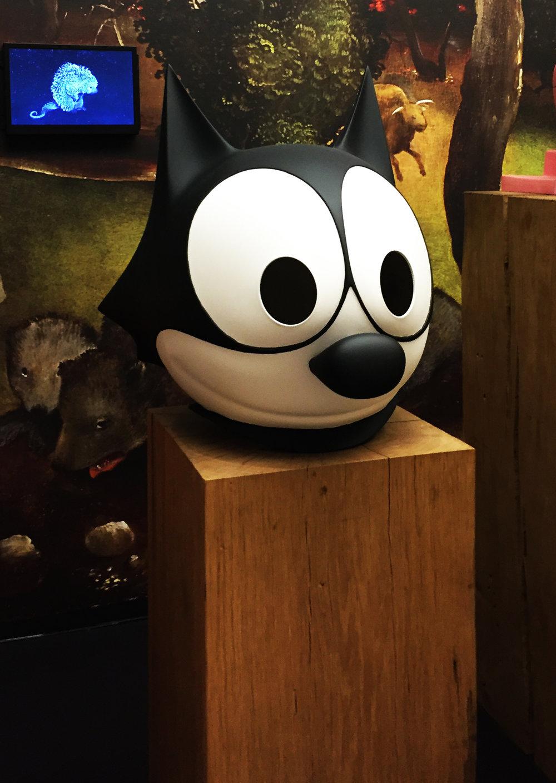 Felix the Cat Helmet, 2016