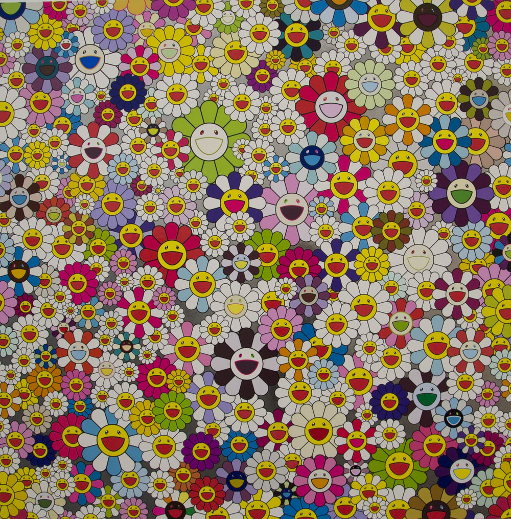 Flowers, flowers, flowers, 2010