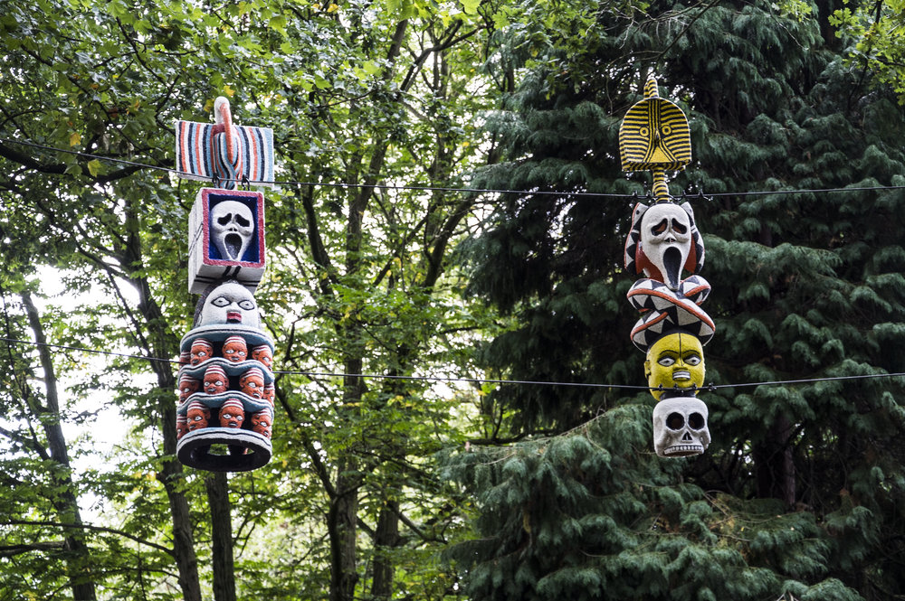 Hervé Youmbi: Celestial Masks