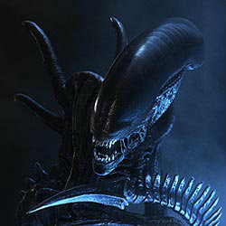 Alien a sci-fi horror movie