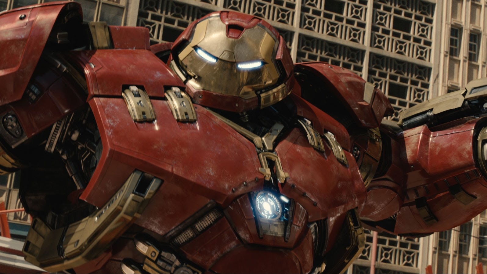 Iron Man in Avengers the Age-of Ultron