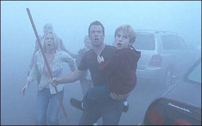 the Mist a sci-fi horror movie