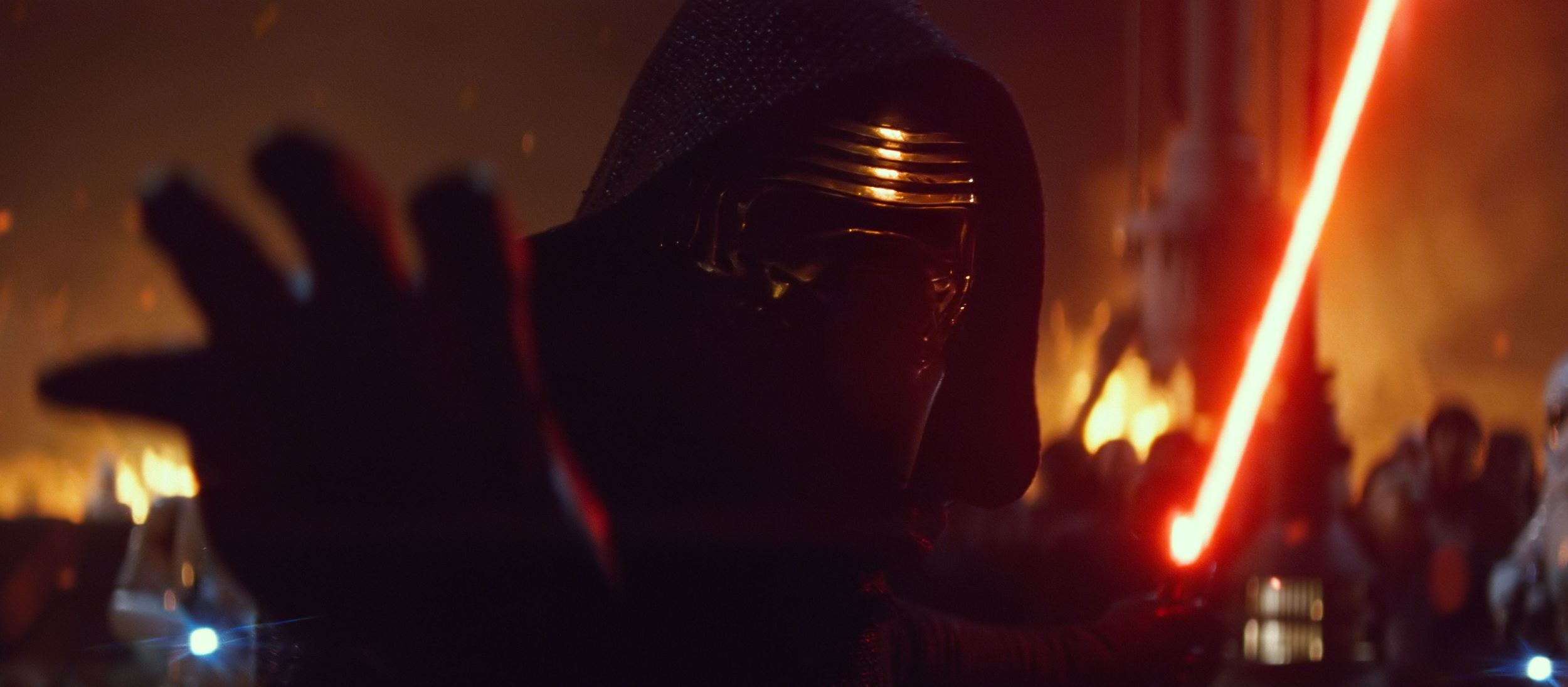 Star Wars Force Awakens Kylo Ren