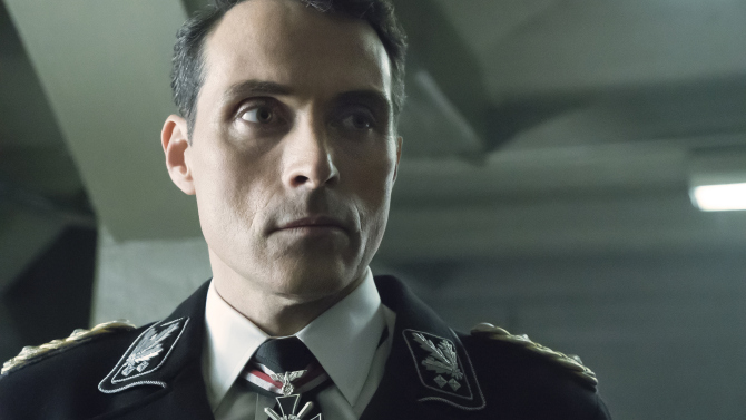 The Man in the High Castle John Smith