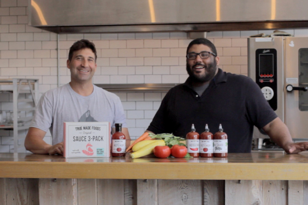 Kevin Powell & Abraham Kamarck, Co-Founders True Made Foods